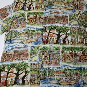 Reyn Spooner Guy Buffet Collection Hawaiian XXL